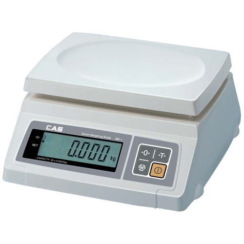 CAS SW-1C Weighing sc 20Kg - Easypos Point of Sale Systems