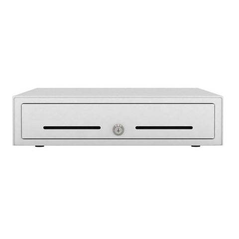 NEXA CB910 Cash Drawer White 5 Note 8 Coin - Easypos Point of Sale Systems