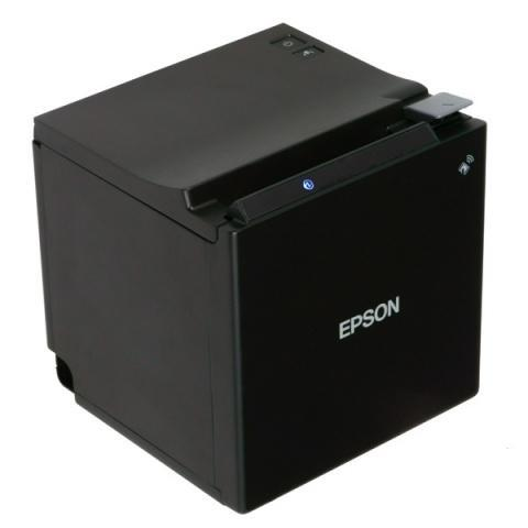 EPSON TM-M30 Bluetooth Receipt Printer Black + USB Charging - Easypos Point of Sale Systems