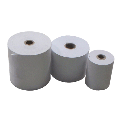 Goodson Plain Bond Paper Rolls 76 x 76 Box of 48