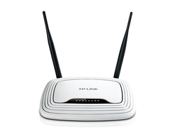 TP-LINK Wireless N Router 300 MBPS  4-Port 3 Years Warranty - EasyPOS