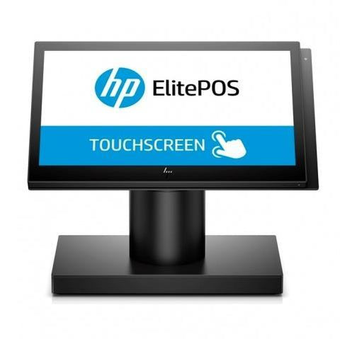 HP ElitePOS 3965U 4GB 128SSD 14P W10 IOT Rotate & Tilt Stand - Easypos Point of Sale Systems