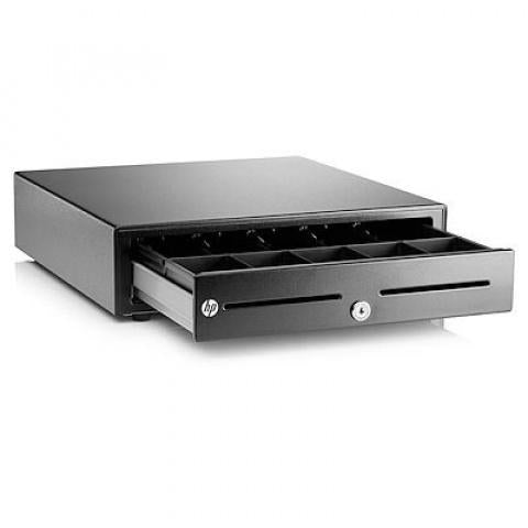 Hp Standard Cash Drawer (8x notes/8x coins) 24V Black