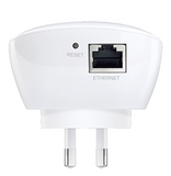 TP-LINK 300MBPS Universal Wallplug Wi-Fi Range Extender - Ethernet Port - Easypos Point of Sale Systems