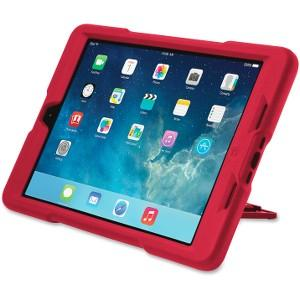 Kensington Blackbelt 2nd Degree Rugged Case For iPad Air - Red - Easypos Point of Sale Systems
