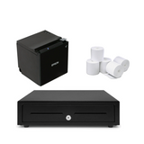 Loyverse Bluetooth POS Hardware - Android Compatible Bundle #3 - Easypos Point of Sale Systems