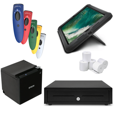 Kounta Bluetooth POS Hardware - iPad Compatible Bundle #14 - EasyPOS