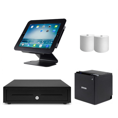 Kounta Bluetooth POS Hardware with Nexa TS600 iPad Stand Bundle #20 - Easypos Point of Sale Systems