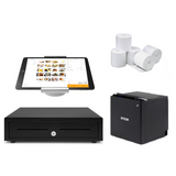 Kounta Bluetooth POS Hardware with Studio Proper iPad Stand Bundle #23 - EasyPOS