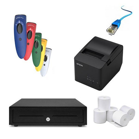 Vend POS Hardware - iPad Compatible Bundle #6 - EasyPOS