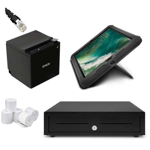 Kounta POS Hardware - iPad Compatible Bundle #12 - EasyPOS