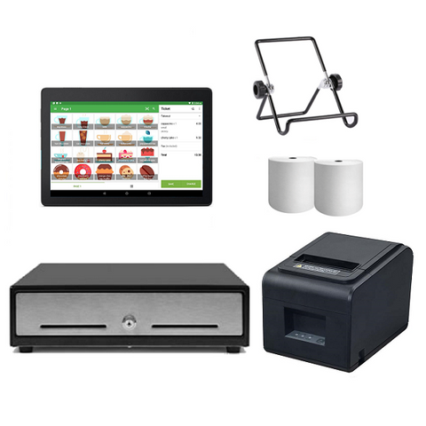 Loyverse Bluetooth POS Hardware with CP-V320M Bluetooth Printer Bundle #25
