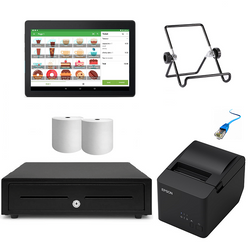 Loyverse POS Hardware with Android Tablet Bundle #4 - EasyPOS