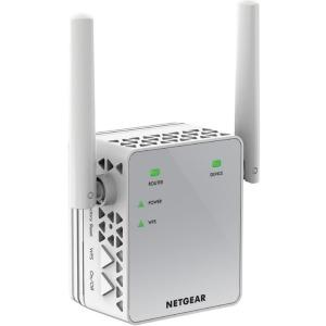 NETGEAR EX3700 AC750 Universal WiFi Range Extender - Wall Plug Edition - Easypos Point of Sale Systems