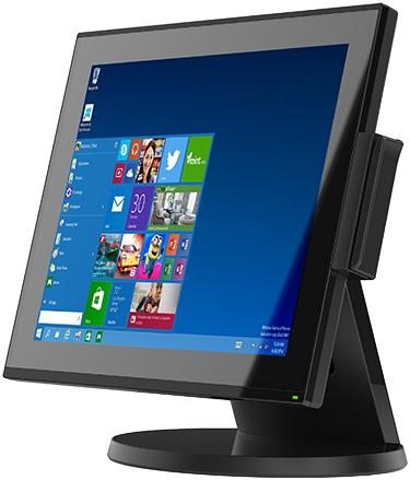 "NEXA NP-1060 15"" Touch POS Terminal J1900 Quad Core 2/2.4GHz CPU W10IOT - Easypos Point of Sale Systems"