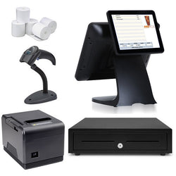 NeoPOS Retail POS System with no monthly fees Bundle #N33