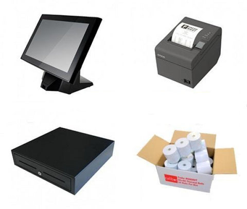 NeoPOS Retail and Hospitality Manager POS Hardware Bundle #1 - EasyPOS