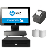 NeoPOS Retail and Hospitality Manager POS Hardware Bundle #7 - EasyPOS