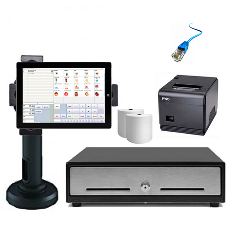 NeoPOS Hospitality POS System with the Microsoft Surface 3 Bundle #25 - EasyPOS