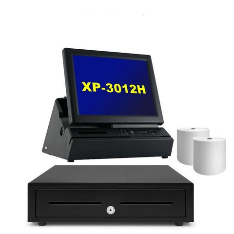 NeoPOS Retail and Hospitality Manager POS Hardware Bundle #10 - EasyPOS