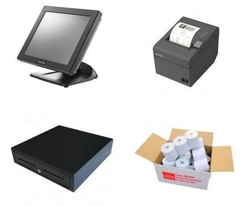NeoPOS Retail and Hospitality Manager POS Hardware Bundle #3 - EasyPOS