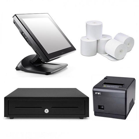 NeoPOS Retail and Hospitality Manager POS Hardware Bundle #5 - EasyPOS