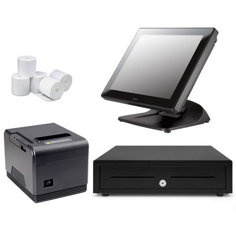 NeoPOS Retail and Hospitality Manager POS Hardware Bundle #4 - EasyPOS