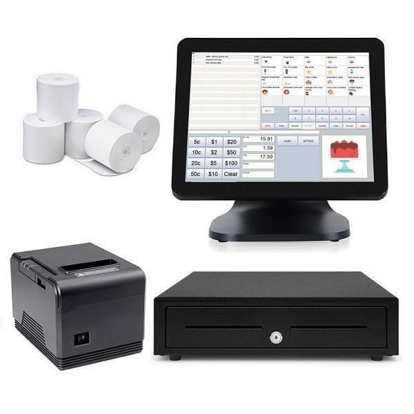 NeoPOS Retail and Hospitality Manager with the T9 All in One POS Terminal Bundle #31