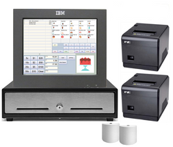 NeoPOS Budget Hospitality POS Hardware with kitchen Printer Bundle #2 - Easypos Point of Sale Systems