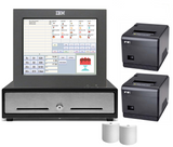 NeoPOS Budget Hospitality POS Hardware with kitchen Printer Bundle #2 - EasyPOS