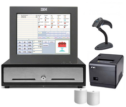 NeoPOS Budget Retail POS Hardware Bundle #4 - Easypos Point of Sale Systems