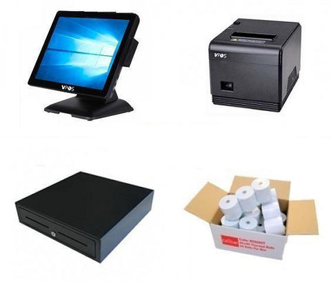 NeoPOS Retail and Hospitality Manager POS Hardware Bundle #13 - Easypos Point of Sale Systems