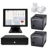 NeoPOS Hospitality Manager with the SAM4S Titan S360 Touch POS Terminal Bundle #34