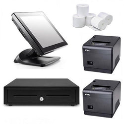 NeoPOS Hospitality Manager with Posiflex XT3815 Touch POS Terminal Bundle #35