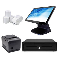 NeoPOS Retail and Hospitality Manager with the Element CA250W POS Terminal Bundle #N38