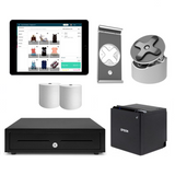 "Neto Bluetooth POS Hardware with the iPad 9.7"" & Studio Proper Stand Bundle #7 - Easypos Point of Sale Systems"