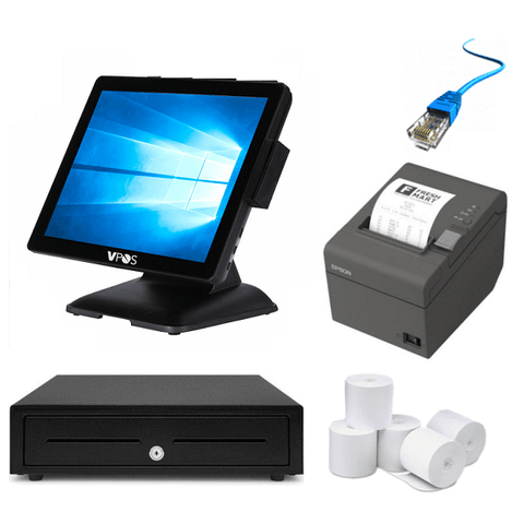 Neto POS Hardware - Windows Bundle #4 - EasyPOS