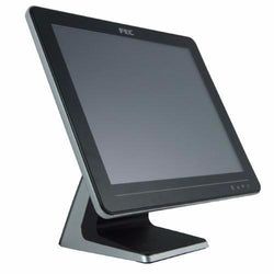 "FEC AERTOUCH TOUCH MONITOR 15"" LCD P/CAP STD BLK - Easypos Point of Sale Systems"