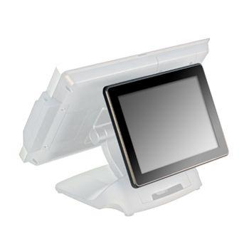"POSIFLEX 9.7"" Customer LCD Display (VGA) Blk for XT Series - EasyPOS"