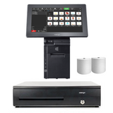 "Posiflex Point of Sale 14"" All in one POS System Bundle #5 - Easypos Point of Sale Systems"