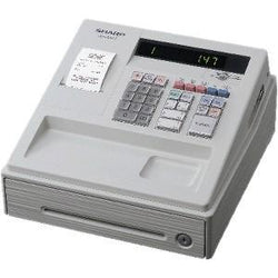 Sharp Electronic Cash Register XEA147WH White - Easypos Point of Sale Systems