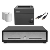 Square POS Hardware - Square Stand Compatible Bundle #16 - EasyPOS