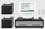 Square Stand Hospitality POS System for iPad with a Kitchen printer Bundle #20 - Easypos Point of Sale Systems