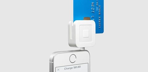 Square Chip Card Reader - EasyPOS