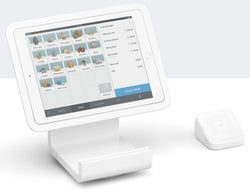 SQUARE iPad Stand with Contactless and Chip - Easypos Point of Sale Systems