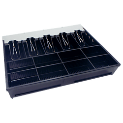 VPOS Cash Drawer Insert EC410 5 Note 8 Coin - Easypos Point of Sale Systems