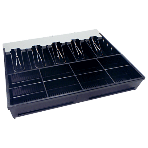 VPOS Cash Drawer Insert EC410 5 Note 8 Coin - EasyPOS