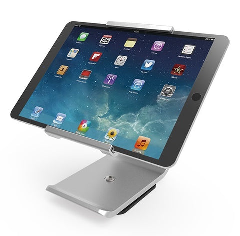 VPOS FULL TILT STAND SILVER FOR IPAD 9.7-10.5 - EasyPOS