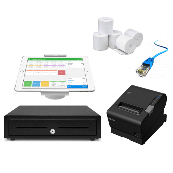 Vend POS Hardware - iPad Compatible Bundle #10 - EasyPOS