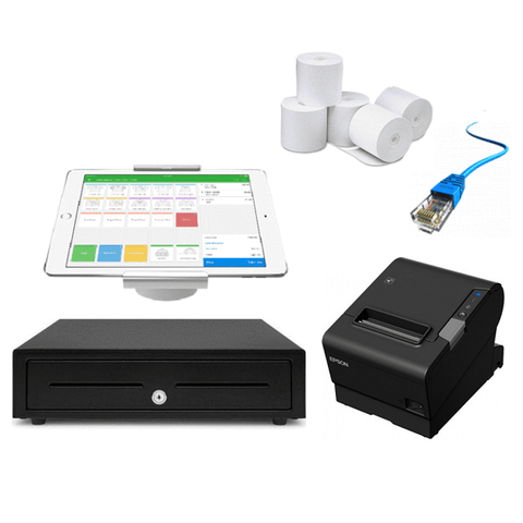 Vend POS Hardware - iPad Compatible Bundle #10 - Easypos Point of Sale Systems